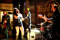 Hard Rock Cafe Cleveland Ohio 12.31.10